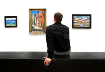 Ausstellung Martina Dost
